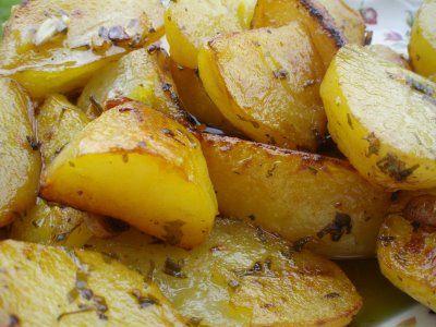 Patatas guisadas