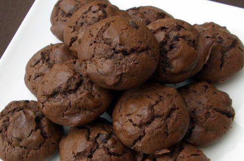 Receta de magdalenas de chocolate
