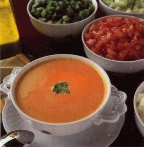 Cómo hacer un Buen Gazpacho