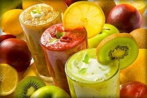 Bebidas primaverales