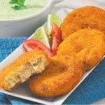Tortitas de atún, receta para Domingo de resurrección