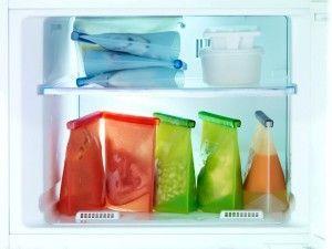 conserva los alimentos en bolsas herméticas