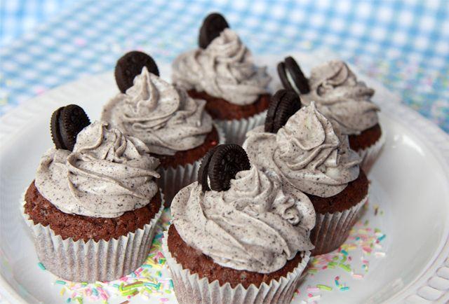 cupcakes-oreo
