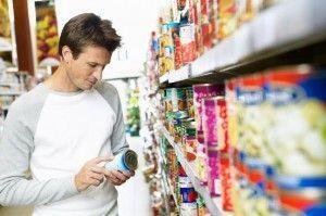 Posibles alegaciones ante el etiquetado alimenticio