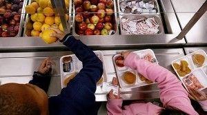 Supervisión y control de menús escolares