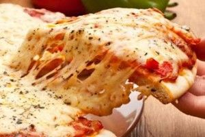 Receta Sencilla de Pizza