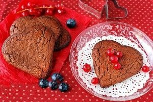 Galletas De Corazón Para Regalar En San Valentín