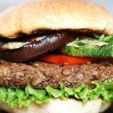Hamburguesas de Lentejas Para  Veganos o Vegetarianos