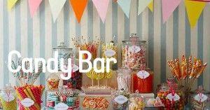 Los Candy Bar, la moda más original para fiestas