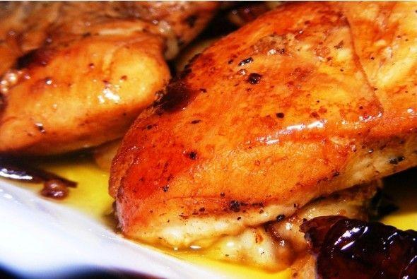 Pollo-a-la-mantequilla