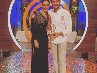 Saúl Craviotto Ganador de MasterChef Celebrity 2
