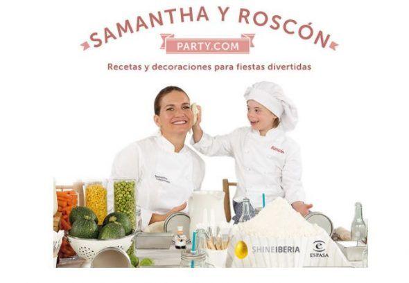 Samantha y Roscón Party.com, Recetas para Fiestas Infantiles