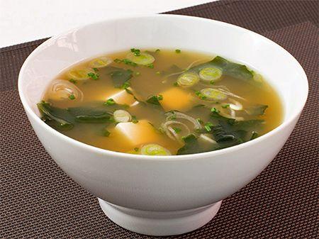 COMIDA JAPONESA: receta para la sopa de miso