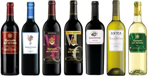 Vinos Marqués de Cáceres