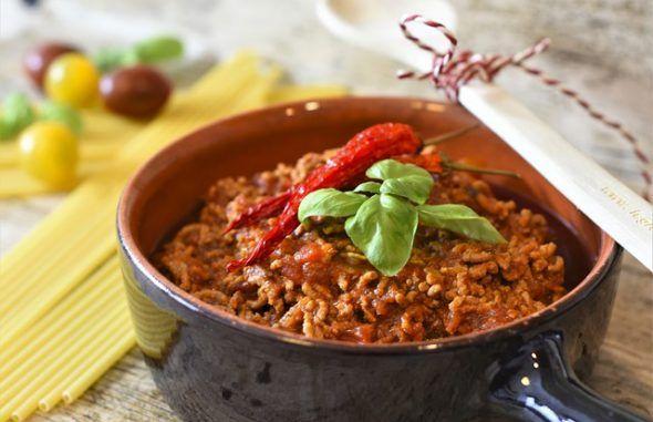 Cómo hacer la mejor salsa boloñesa con ingredientes fáciles